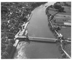 Photographie Aérienne De Chalonnes Sur Loire (Maine Et Loire 49) - Places