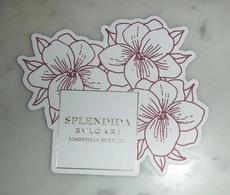 "Carte Splendida De Bulgari "" Magnolia Sensuel"" - Perfume Cards"