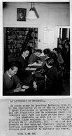 (52) Photo Originale Paris Quartirer Latin Libairie Du Marechal Petain   Photo Presse18X13cm(bon état) - War, Military