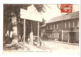 Saint Valery Sur Somme - Hotel Du Commerce - Saint Valery Sur Somme