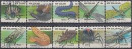 NUEVA ZELANDA 1997 Nº 1561/70 USADO - Used Stamps
