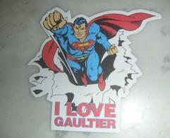 Carte I Love Gaultier - Modernes (à Partir De 1961)