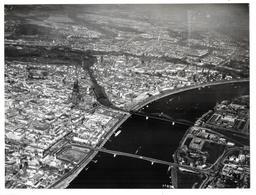 Photographie Aérienne De Cologne (Köln Allemagne) - Places