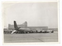 Photographie Avion Boeing Aviation Photo De Presse Sabena Vintage Plane Vliegtuig Foto Picture - Aviation