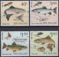 NUEVA ZELANDA 1997 Nº 1533/36 USADO - Usados