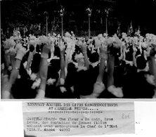 (58) Photo Originale Castelnaudary Marchal Petain   Photo Presse18X13cm(bon état) - Famous People