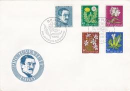 Switzerland  FDC 1960 Pro Juventute  (G91-11) - Pro Juventute