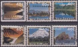 NUEVA ZELANDA 1998 Nº 1461a/66a USADO - Nueva Zelanda