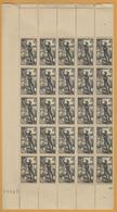 8Fc-995:  N° 123  In Blok V.25 : XX = Postfris: .. Om Verder Uit Te Zoeken... - Dahomey (1899-1944)