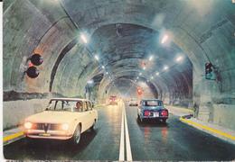 COURMAYEUR - IL NUOVO TRAFORO DEL MONTE BIANCO AUTO - Italie