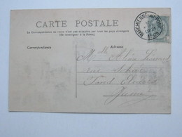 MARCHIENNE , 1905 , Carte Postale - Germany