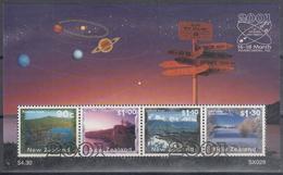 NUEVA ZELANDA 2001 Nº HB-147 USADO - Neuseeland