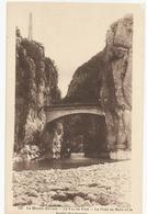74 Haute Savoie - Le Val De Fier Pont De Motz Et La Sortie Des Gorges Ed Brabd Neydens 129 - France