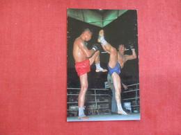 Thai Boxing Bangkok Thailand    Ref 2896 - Boxing