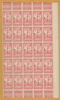 8Fc-987:  N° 151  In Blok V.25 : XX = Postfris: .. Om Verder Uit Te Zoeken.. - Unused Stamps