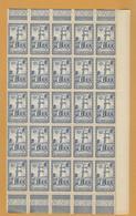 8Fc-986:  N° 152  In Blok V.25 : XX = Postfris: .. Om Verder Uit Te Zoeken.. - Unused Stamps