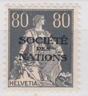 SUISSE 1922 STE DES NATIONS CATALOGUE  SBK N° 11** - Switzerland