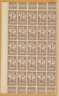8Fc-984:  N° 150  In Blok V.25 : XX = Postfris: .. Om Verder Uit Te Zoeken.. - Unused Stamps
