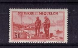 N* 177 NEUF** - St.Pierre & Miquelon