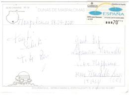 MASPALOMAS ISLA DE GRAN CANARIA EXPO 2000 HANNOVER - 2000 – Hannover (Germania)