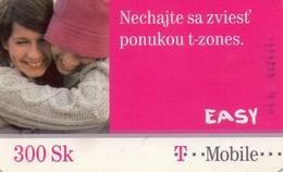 TARJETA TELEFONICA  DE ESLOVAQUIA. PREPAGO (001) - Eslovaquia