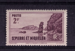 N* 184 NEUF** - St.Pierre & Miquelon