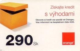TARJETA TELEFONICA  DE ESLOVAQUIA. PREPAGO (005) - Eslovaquia