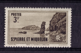 N* 185 NEUF** - St.Pedro Y Miquelon