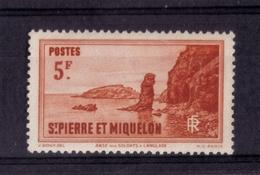 N* 186 NEUF** - St.Pierre & Miquelon