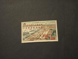 CAMEROUN - P.A. 1961 VEDUTA PORTO 10 Su 200 - NUOVI(++) - Camerun (1960-...)