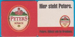 Peters & Bambeck Monheim ( B 1388 ) - Sous-bocks