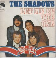 Disque 45 Tours THE SHADOW (1975 EMI 2C 004-05852) - Eurovision 1975 - 2 Titres - Rock