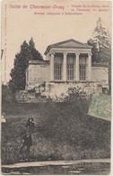 Cpa ( 91 Essonne ) Vallée De Chevreuse - Orsay , Temple De La Gloire Elevé En  L'honneur Du General Moreau - Orsay