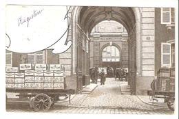 Animée (Epernay) Maison Moët & Chandon - (charette Caisses De Champagne) - Epernay