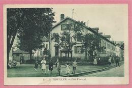68 - GUEBWILLER - Cité Florival - Guebwiller