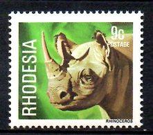RHODESIE DU SUD. N°305 De 1978. Rhinocéros. - Rhinozerosse