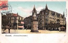 Allemagne - Kassel Cassel - Hohenzollernstrasse 1909 - Kassel