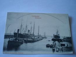 Terneuzen (Zld.) Westhaven (Schip - Scheepvaart) Ca 1900 - Terneuzen