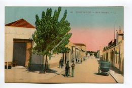 Rue Hoche - Ferryville - Tunisia