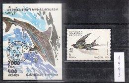 MADAGASCAR - REPUBLIQUE MALGACHE - 1993 - Petit Lot De Timbres Dentelé De L'année 1993 - Madagascar (1960-...)