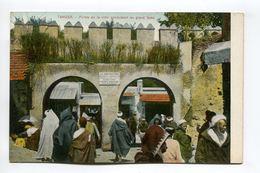 Portes De La Ville Conduisant Au Grand Soko - Tanger - Tanger