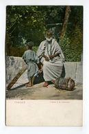 L'arabe A La Couleuvre - Tanger - Tanger