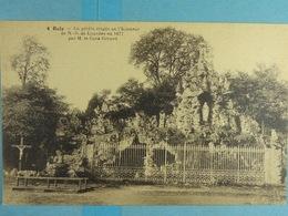 Roly La Grotte érigée En L'honneur De N-D De Lourdes En 1877 Par M.le Curé Gérard - Philippeville