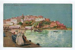 Port Of Tangier Morocco - Tanger