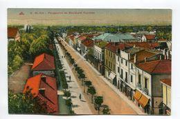 Perspective Du Boulevard Trumelet - Blida - Blida