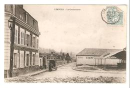 Limours - La Gendarmerie - Limours
