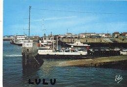 DEPT 17 : édit. L Chatagneau N° 5968 : La Rochelle La Pallice Le Départ Du Bac Pour L île De Ré - La Rochelle