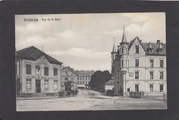 FELDPOST AUF ANSICHTKARTE :ETTELBRÜCK, RUE DE LA GARE. - Ettelbruck