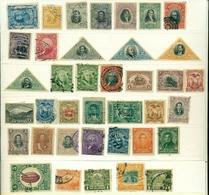 Ecuador Set Of Older Stamps See Scans Mixed Quality - Ecuador