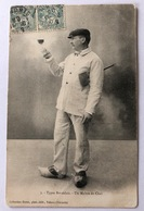 Types Bordelais. Un Maître De Chai. 3.  Collection Gorce - Bordeaux
